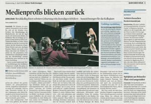 bm im Kölner Stadtanzeiger