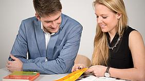 Weiterbildung im Bereich Online-Marketing oder Online-Redaktion bei bm möglich.