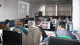 In den Osterferien 2015 fand wieder die Ferienakademie Medien bei bm in Köln statt.