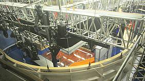 Ein Ausflug voller Höhen! Erst besichtigten die angehenden Mediengestalter/innen Bild und Ton den WDR. Anschließend erklommen sie den Kölner Dom.