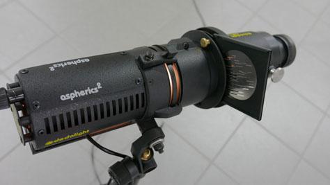 Lichtequipment für Profis bei bm - bildung in medienberufen in Köln zu Ausbildungszwecken.