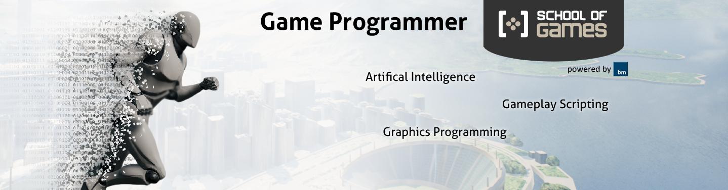 Slider: Game Programmer